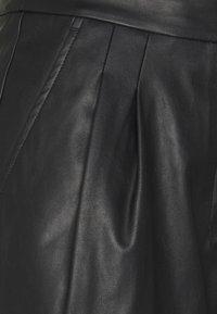 DESIGNERS REMIX - MARIE SHORTS - Shorts - black - 2