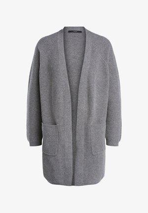 HOCHWERTIGER  - Cardigan - mink grey