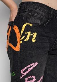 Jaded London - SCREEN LOW RISE - Jeans a zampa - multi - 4