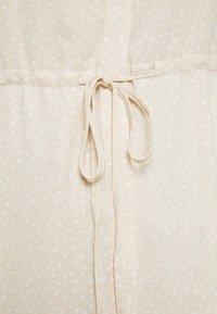 Selected Femme Curve - SLFKAMINA DRESS - Day dress - sandshell - 6