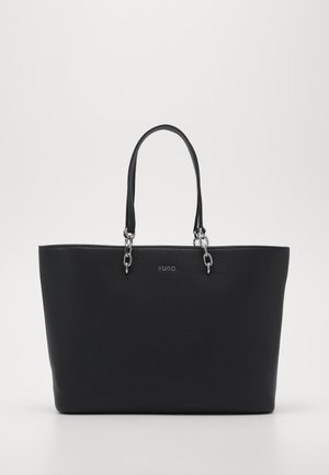 VICTORIA SHOPPER - Tote bag - black