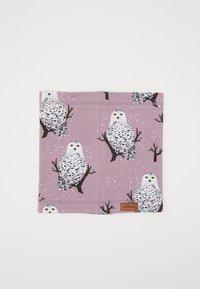 Walkiddy - LOOP SNOW OWLS - Snood - purple - 0