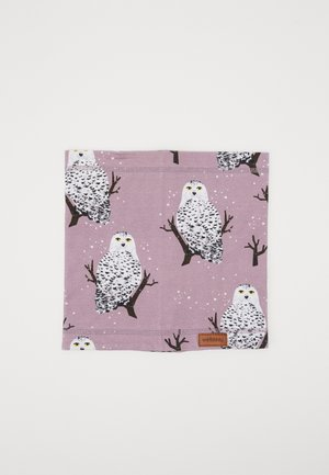 LOOP SNOW OWLS - Snood - purple