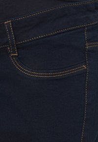 Dorothy Perkins Maternity - OVER BUMP ELLIS SKINNY 2 PACK - Jeans Skinny Fit - black/indigo - 4