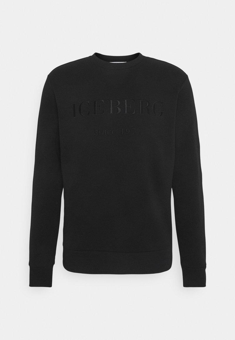 Iceberg - Sweatshirt - nero
