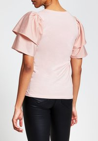 River Island - AMOUR - Print T-shirt - pink - 1
