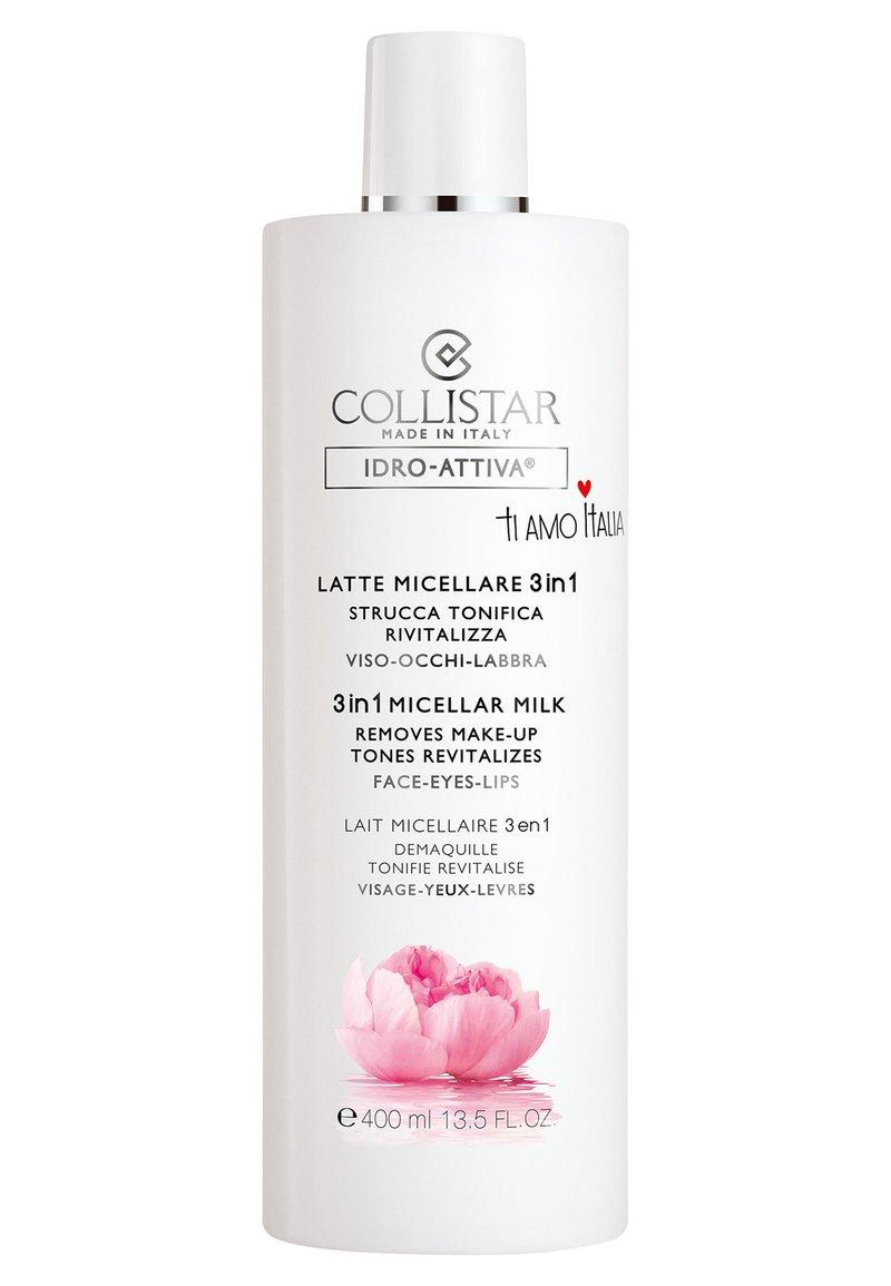 Collistar - 3 IN 1 MICELLAR MILK - Cleanser - -
