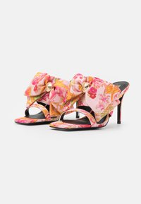 Versace Jeans Couture - Heeled mules - rose - 2