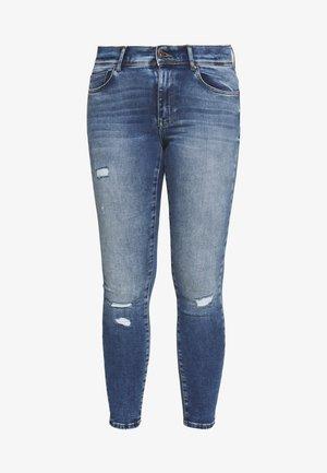 CARMAYA LIFE - Jeans Skinny Fit - medium blue denim
