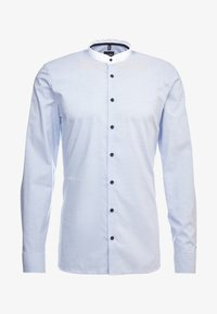 OLYMP - OLYMP NO.6 SUPER SLIM FIT  - Shirt - royal - 4