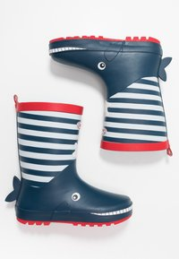 Chipmunks - Wellies - navy - 0