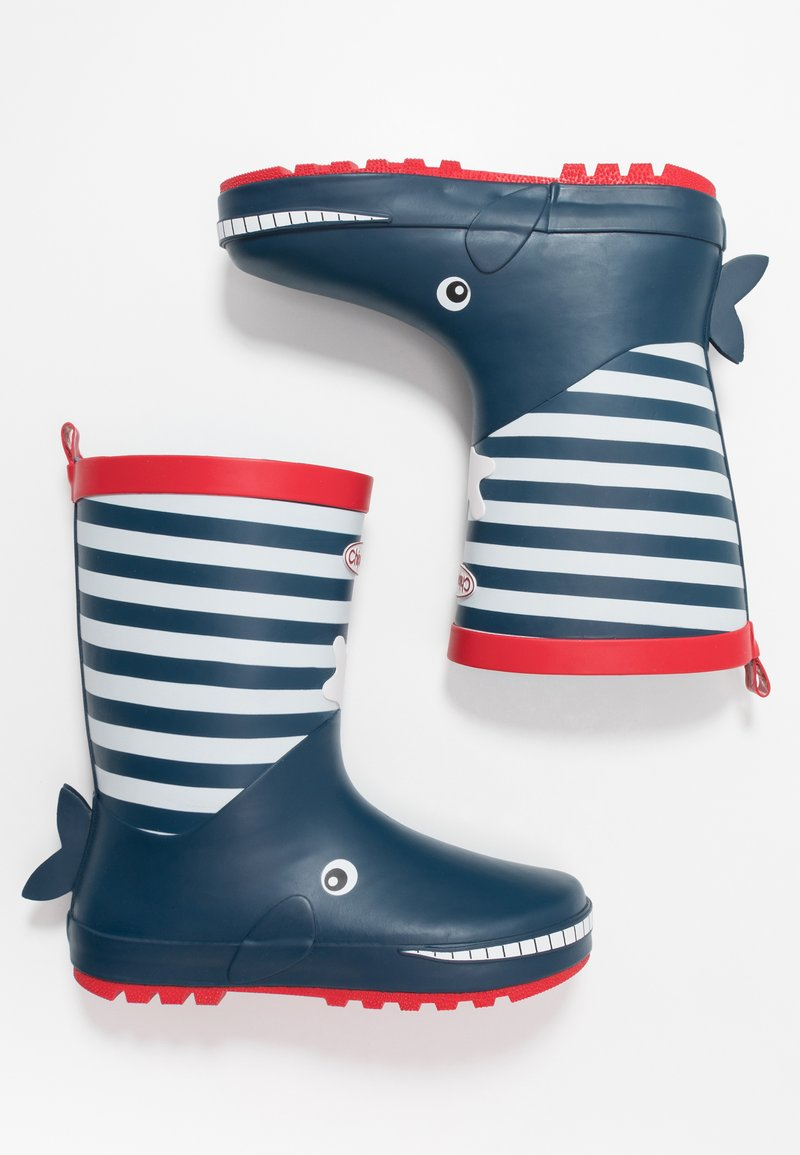 Chipmunks - Wellies - navy
