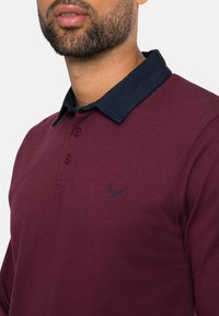 Threadbare - STRUAN - Polo shirt - burgundy - 3