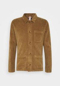 STATION - Summer jacket - brown