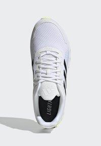 adidas Performance - DURAMO SL LAUFSCHUH - Zapatillas de running neutras - white - 3