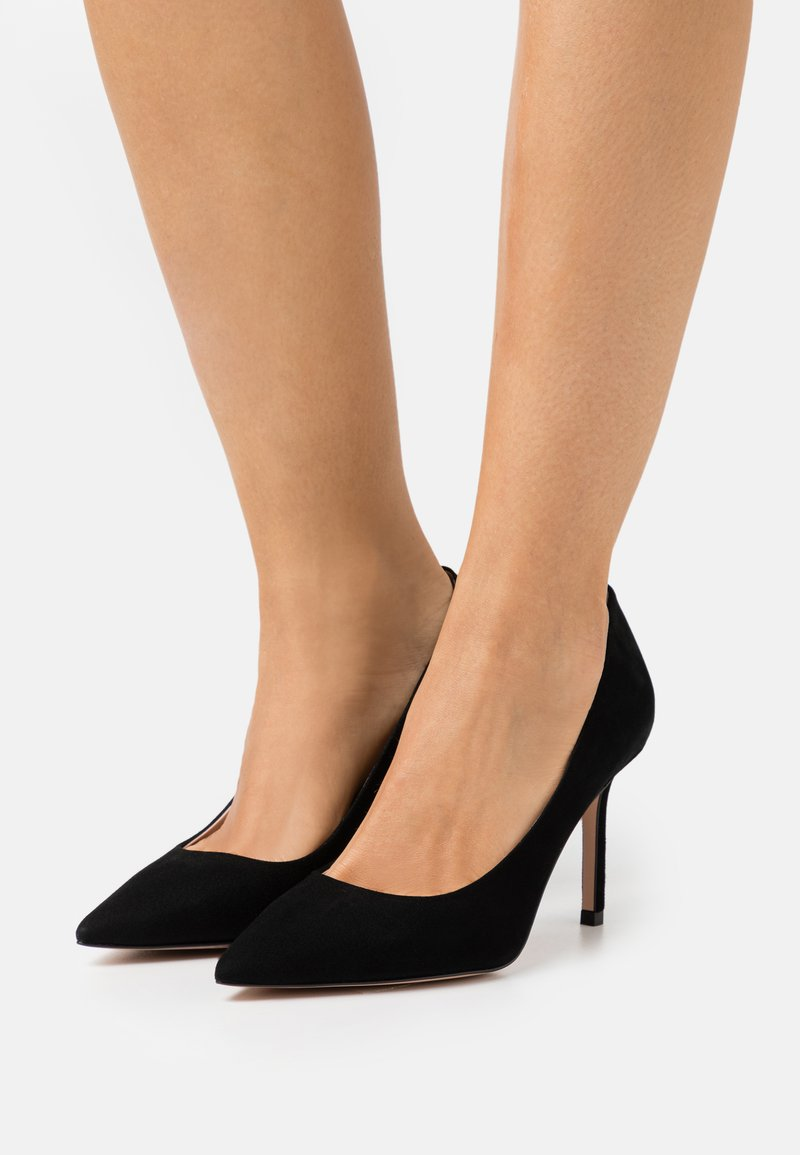 HUGO - INES - Classic heels - black