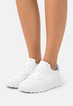 BIADEVONY VEGAN - Sneakers basse - light blue