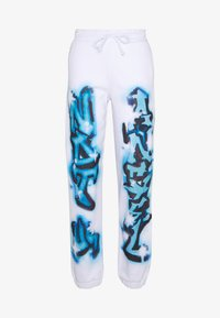 Jaded London - CUFFED JOGGERS NOT YOUR - Verryttelyhousut - blue - 4