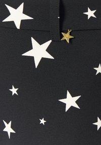 Fabienne Chapot - PUCK TROUSER - Trousers - black/warm white - 6