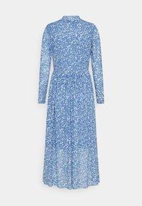 TOM TAILOR DENIM - PRINTED  - Day dress - mid blue - 1