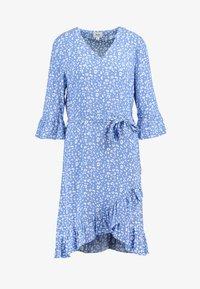 Saint Tropez - WOVEN DRESS KNEE - Day dress - sky - 3