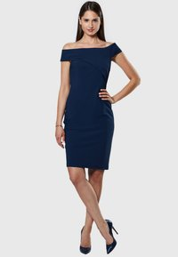 Evita - Cocktail dress / Party dress - dark blue - 1