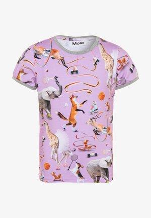 RIMONA - Print T-shirt - lilac