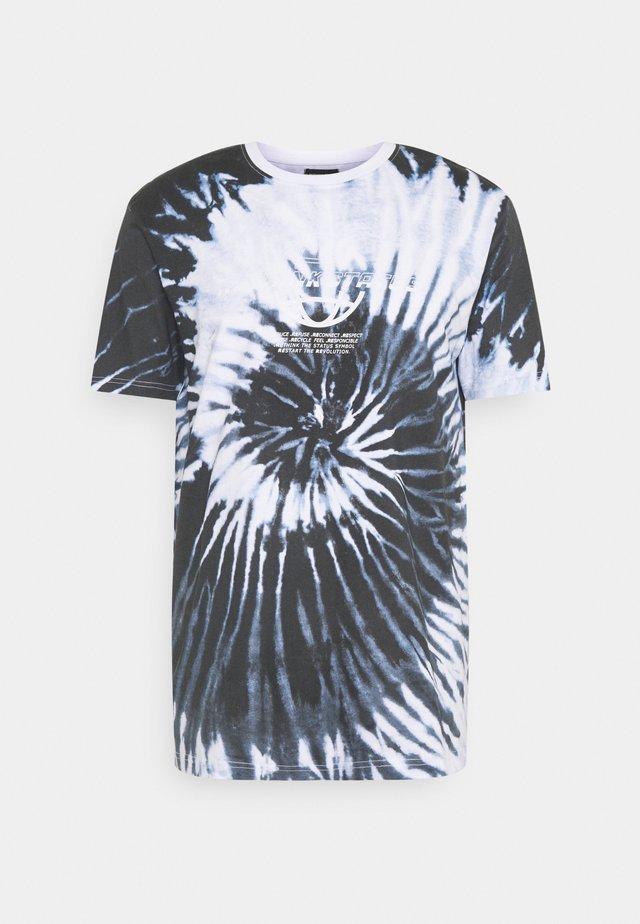 UNISEX OVERSIZED - T-shirt print - black