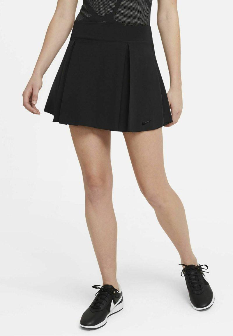 Nike Golf - CLUB DRY FIT - Sports skirt - black