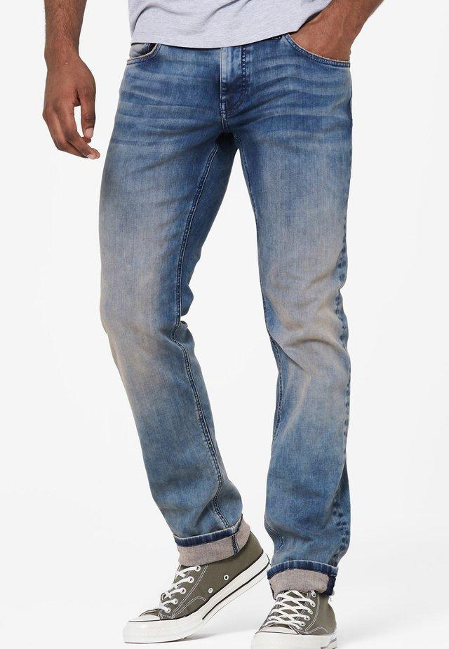 CLE-VE - Straight leg jeans - vintage used