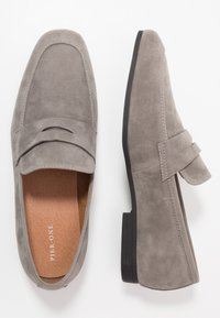 Pier One - Mocasines - grey - 1