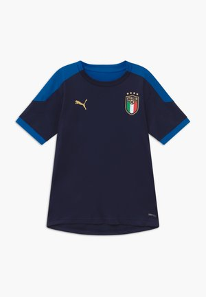 ITALIEN FIGC TRAINING SHIRT - Equipación de selecciones - peacoat/team power blue