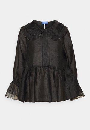 LENACRAS BLOUSE - Blus - black