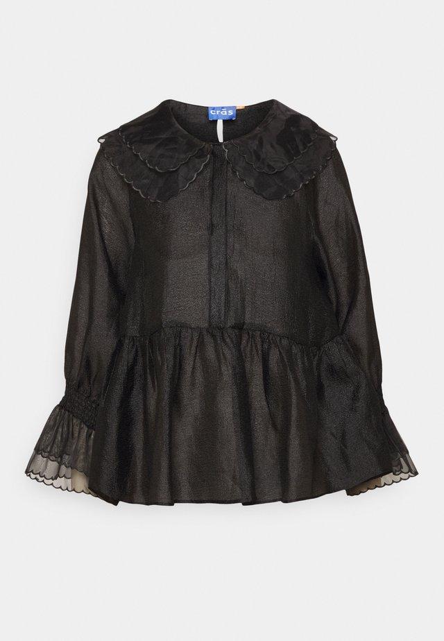 LENACRAS BLOUSE - Pusero - black