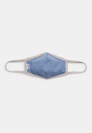 KIDS FACEMASK - Látková maska - blue/grey