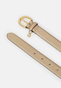 Lauren Ralph Lauren - CHARM CASUAL - Belt - warm gold - 2