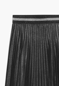 Blue Effect - GIRLS PLISEE - Áčková sukně - schwarz - 3