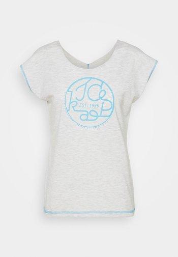 MODENA - T-shirts med print - natural white