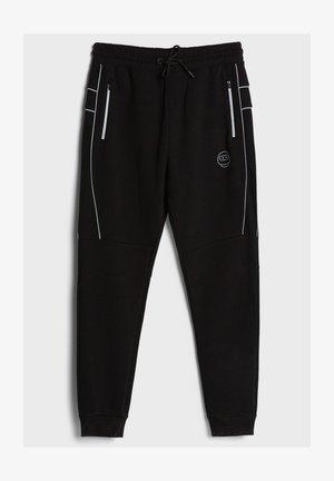 REFLEKTIERENDE - Pantaloni sportivi - black