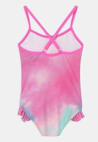 Staccato - KID - Swimsuit - pink batik - 1