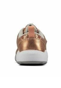 Clarks - AEON FLEX - Sneakers laag - copper leather - 2