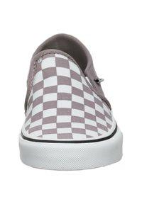Vans - ASHER - Slip-ons -  purple dove white - 5