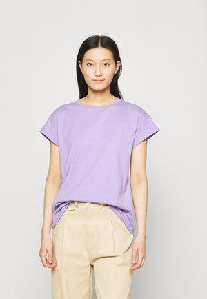 BRAZIL - Jednoduché triko - lavender