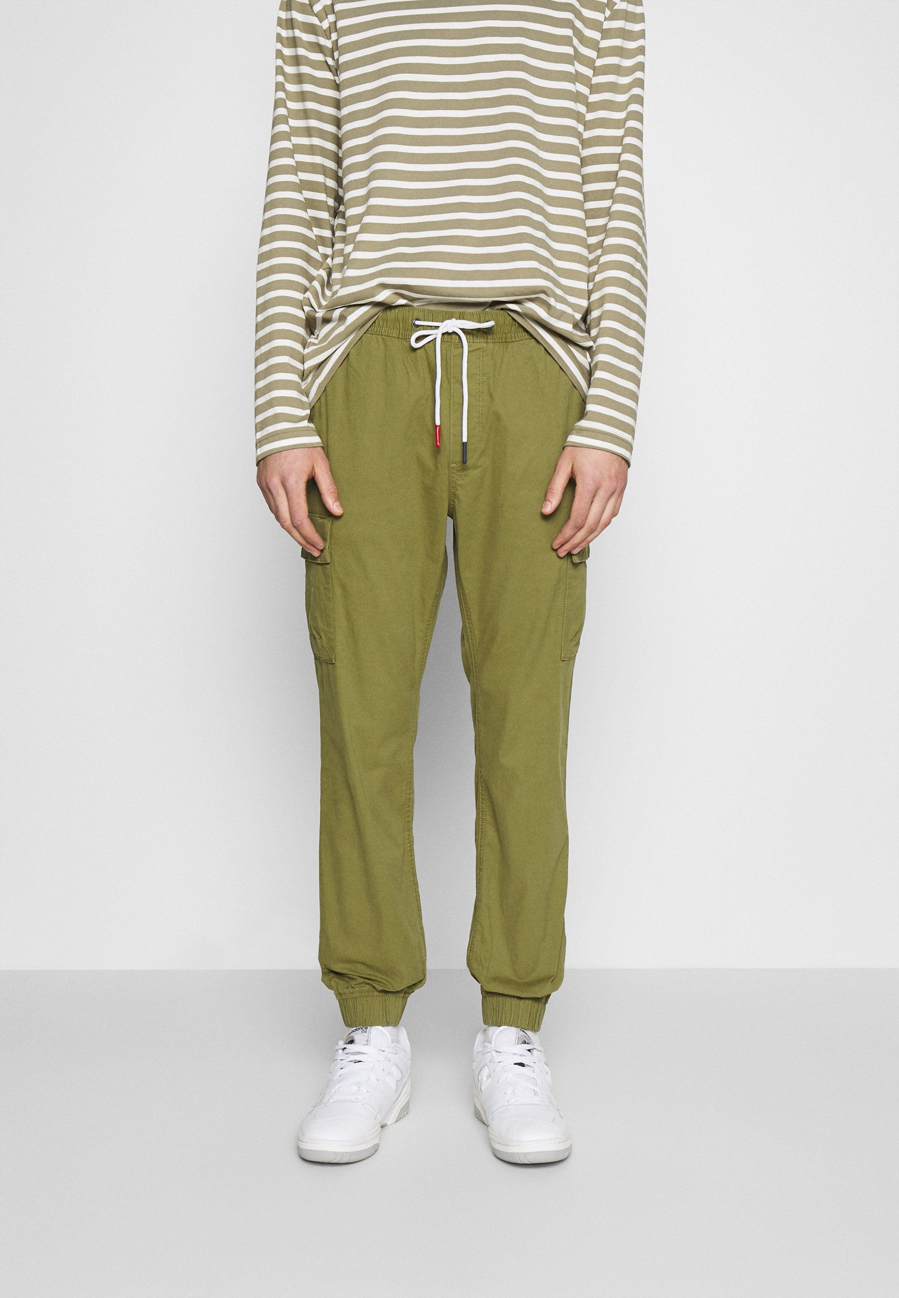 Homme ETHAN JOGGER - Pantalon cargo