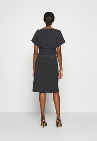 Alberta Ferretti - DRESS - Tubino - black - 2