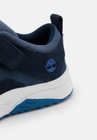 Timberland - BRAMBER LACE OXFORD - Trainers - navy - 5