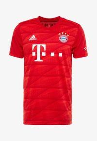 adidas Performance - FC BAYERN MÜNCHEN - Club wear - true red - 7