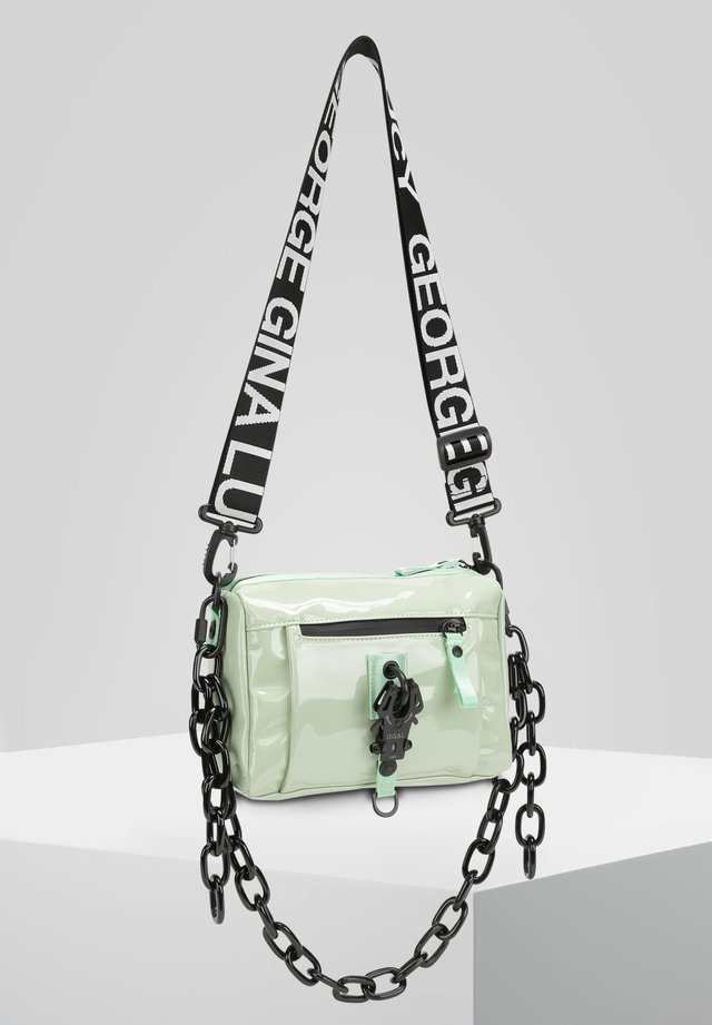 THE DROPS  - Borsa a tracolla - mint