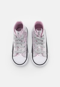 Converse - CHUCK TAYLOR ALL STAR - Sneakers alte - silver/pink glaze/white - 3