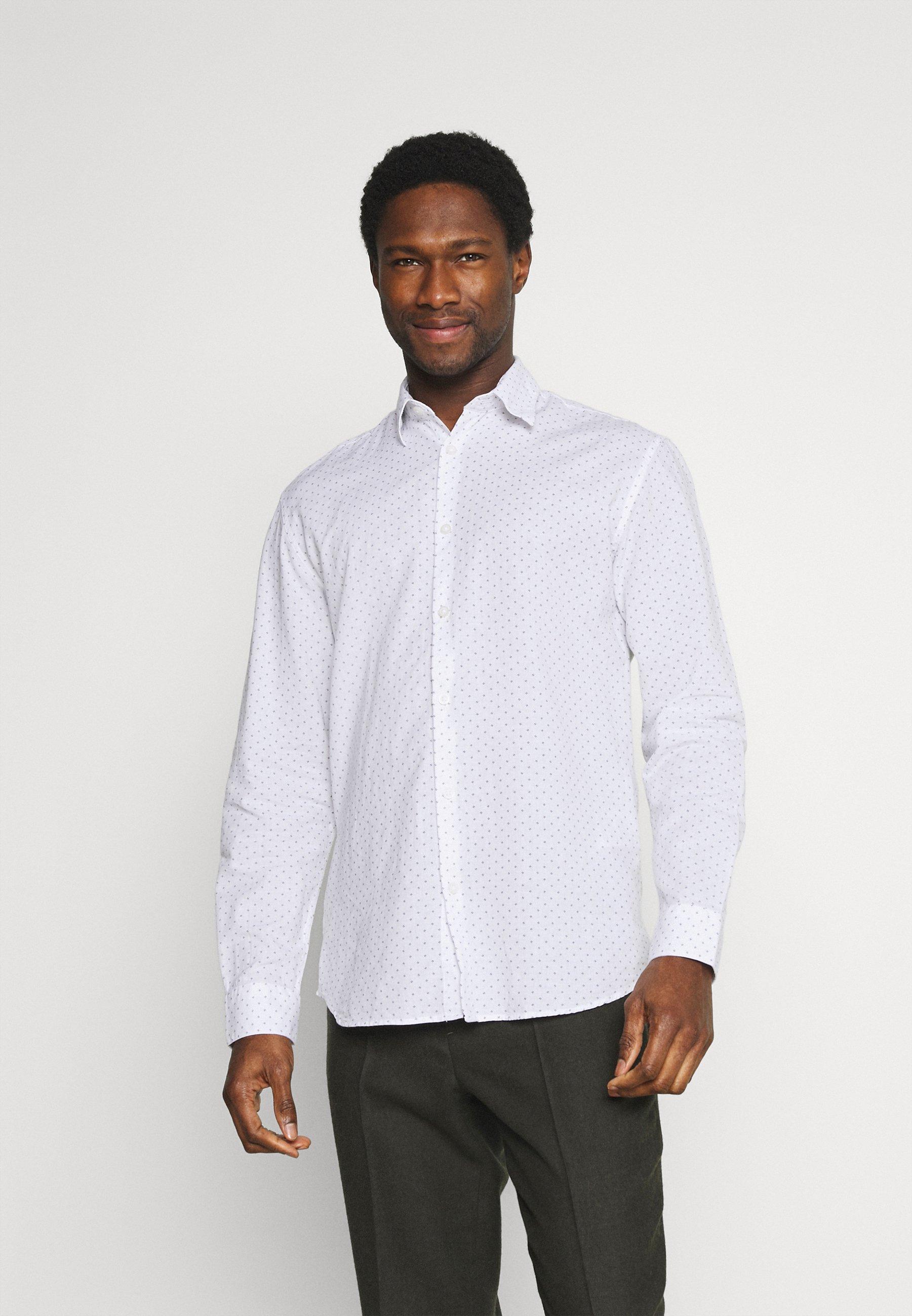 Uomo SLHREGNEW SHIRT - Camicia